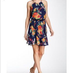 🌟Joie Makana Floral Tank Silk Dress